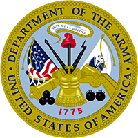 Department of The Army logo
